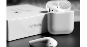AirPods - наушники последнего поколения