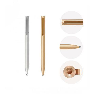 MiJia Mi Metal Pen Gold Ручка Xiaomi