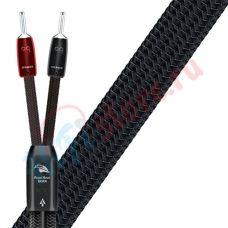 Акустический кабель AudioQuest Robin Hood Zero Silver (Full-Range or Treble) Banan 2.0m