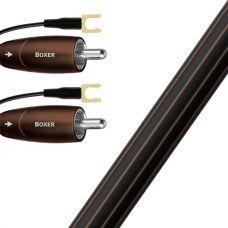 Кабель межблочный аудио AudioQuest Boxer RCA 3.0m PVC black
