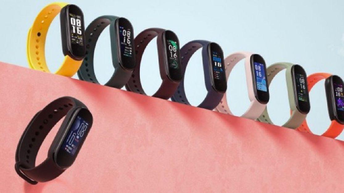 фитнес-трекеры Xiaomi