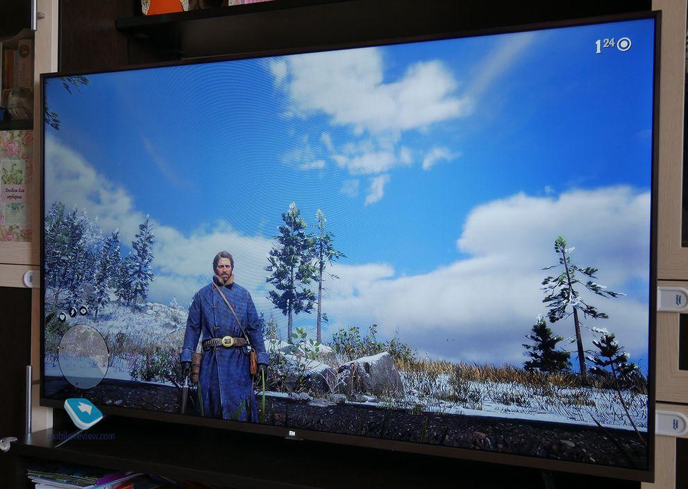 телевизор Xiaomi Mi TV 4S 55 54.6