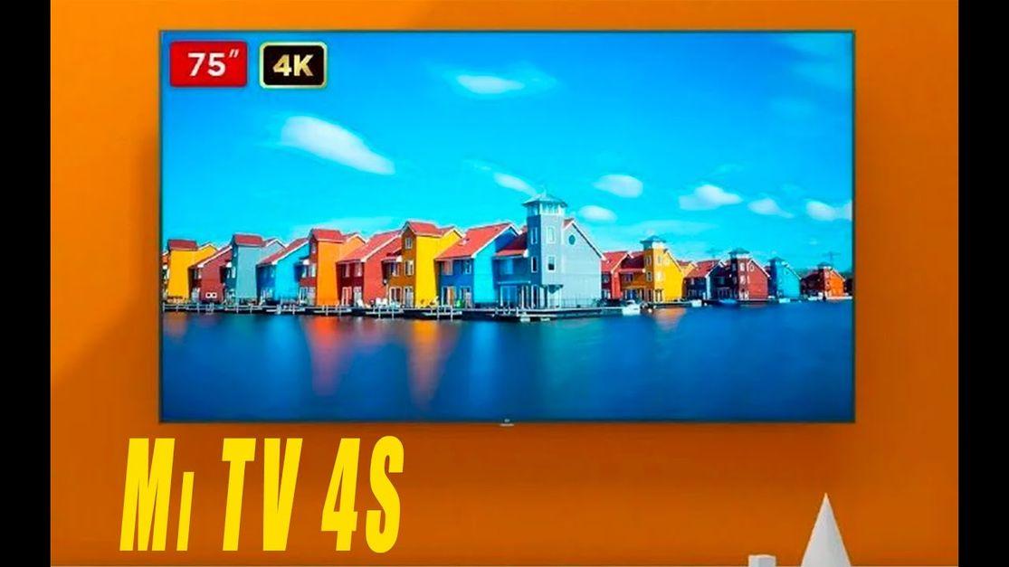 телевизор Mi TV 4S 75